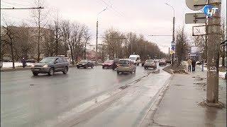 Дороги «на гарантии» проверили и в Великом Новгороде