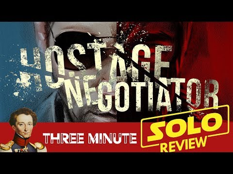 Hostage Negotiator in about 3 minutes