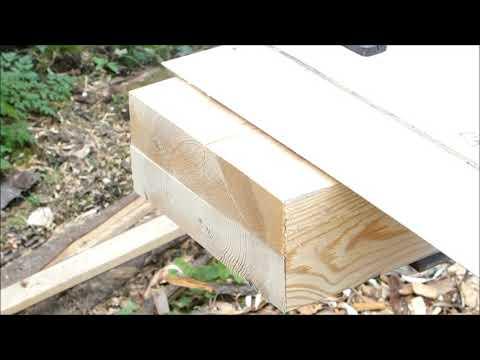 Верстак столярный, классический, своими руками. Часть 1 Woodworking Workbench Build (Part !)