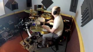 Brandon Flowers 'Between Me and You' drum cover