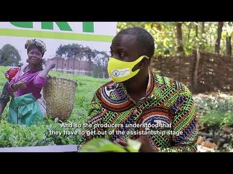 Togo- Le mécanisme forêts et paysans change la vie des bénéficiaires Togo- Le mécanisme forêts et paysans change la vie des bénéficiaires