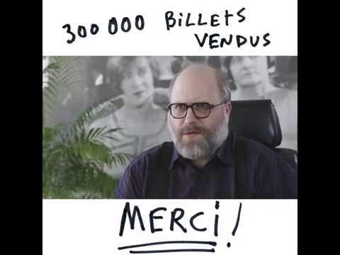 300 000 billets vendus