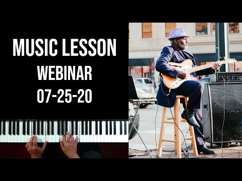 Lessons with Carlos (Webinar 07-25-20)