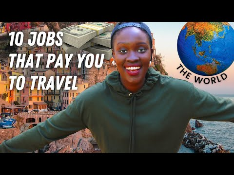 , title : '10 Jobs that PAY YOU to TRAVEL the world! 🌍✈️ [real jobs!!]