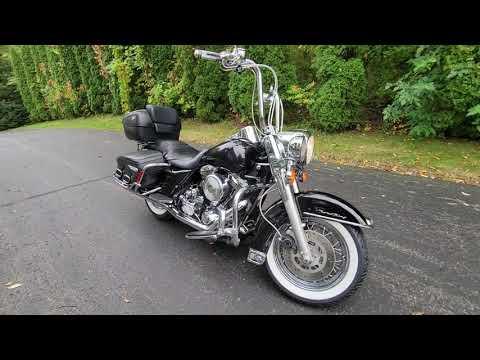 1998 Harley-Davidson FLHRC-I in Portage, Michigan - Video 1