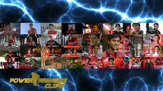 Power Rangers Opening Theme | 720P HD | With In Space And Hyperforce | PRCLIPS