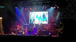 Donny & Marie Osmond  - Boogie Woogie Santa Claus - Turning Stone - Verona, NY - 112918 - THU