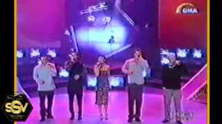 The Hardest Thing - Regine Velasquez & 98 Degrees [Must-See]