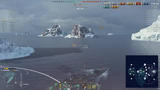 Yamamoto + Harugumo = Dakadaka ( 8kills, 256k Damage )