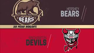 Devils vs. Bears | Mar. 7, 2021