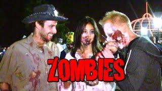 Joe Goes To The Zombie Walk