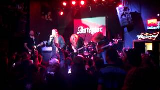 ANTESTOR - BRAZILIAN TOUR 2013 - OLD TIMES CRUELTY