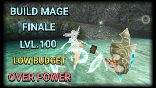"Build Mage Finale low Budget Lvl.100 ""OP"" - Toram Online"