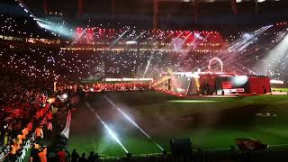 Fernando Muslera Çıkıyor! - Şampiyonluk Şöleni 2018