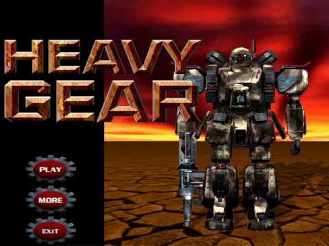 heavy gear pc games