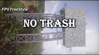 (4K) FPV FreeStyle; No Title | 휴지통에 넣어둔 드론 영상 살려보앗ㄷ | FPV 드론 프리스타일 | JJang FPV
