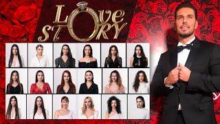 Love Story - Nata e pare ne Shtepine e Dashurise, Episodi 1
