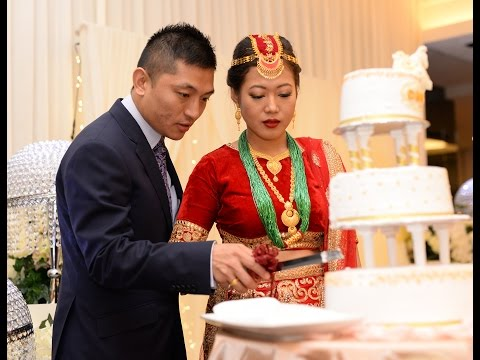 Nepali Wedding Song-Deepa & Milan