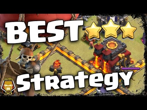 The Best TH 10 V TH 10 3 Star Army Compositions 2017 | Clash Of Clans Mp3