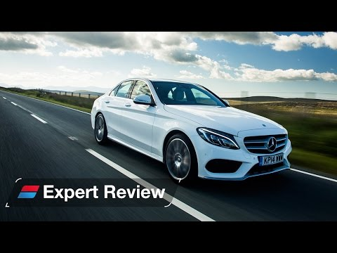 Mercedes C-Class saloon car review