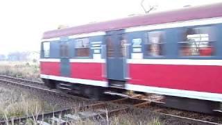 preview picture of video 'Olszynka Skrzyżowanie torów'