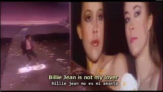 Michael Jackson - Billie Jean [Lyrics Y Subtitulos En Español] Video Official