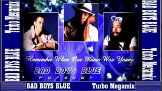BAD BOYS BLUE - THE TURBO MEGAMIX 2002 (HD) Widescreen