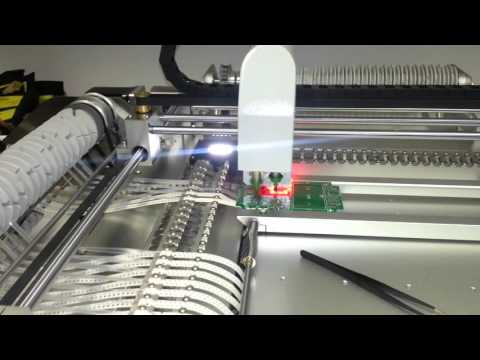 TVM-802B Pick and Place Machine