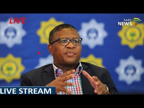 Ngcobo police shootout Media briefing by Mbalula: 24 February 2018