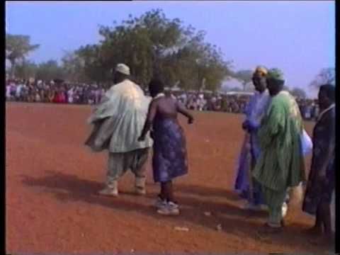 Lambussie Group Performing At The Kakube Durbar 1994 Mp3