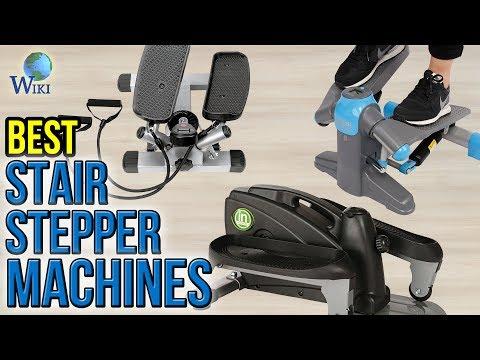 10 Best Stair Stepper Machines 2017