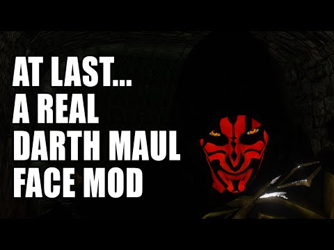 You Can Now Play As Darth Maul In Dark Souls 2