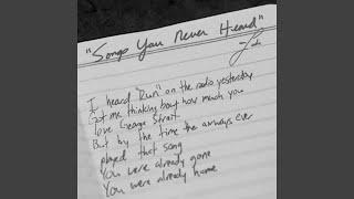 Luke Bryan Songs You Never Heard