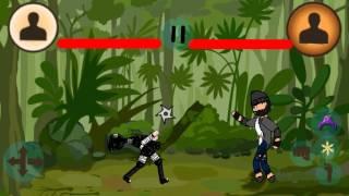 Shadow fight 2-рисуем мультфильмы 2