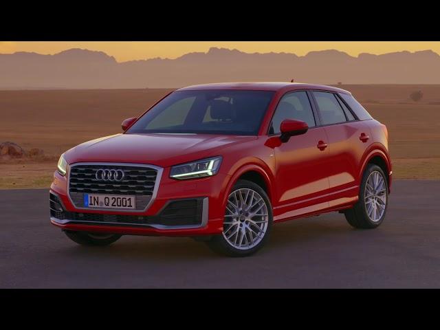 De nieuwe Audi Q2