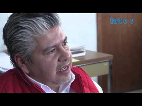 Buscará Jaime Velázquez Zaleta la secretaría general del Sindicato del IMSS