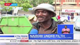 Garbage in Nairobi CBD cleaned as residents decry sanitation standards
