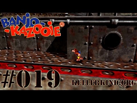 Banjo-Kazooie #019 – Rusty Bucket Bay – Keep Failing ★ Let's Play Banjo-Kazooie [HD|60FPS]