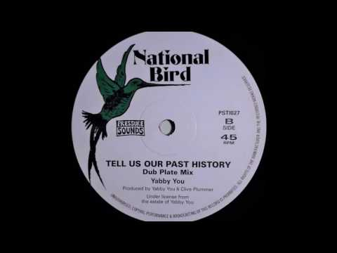 YABBY YOU – Tell Us Our Past History