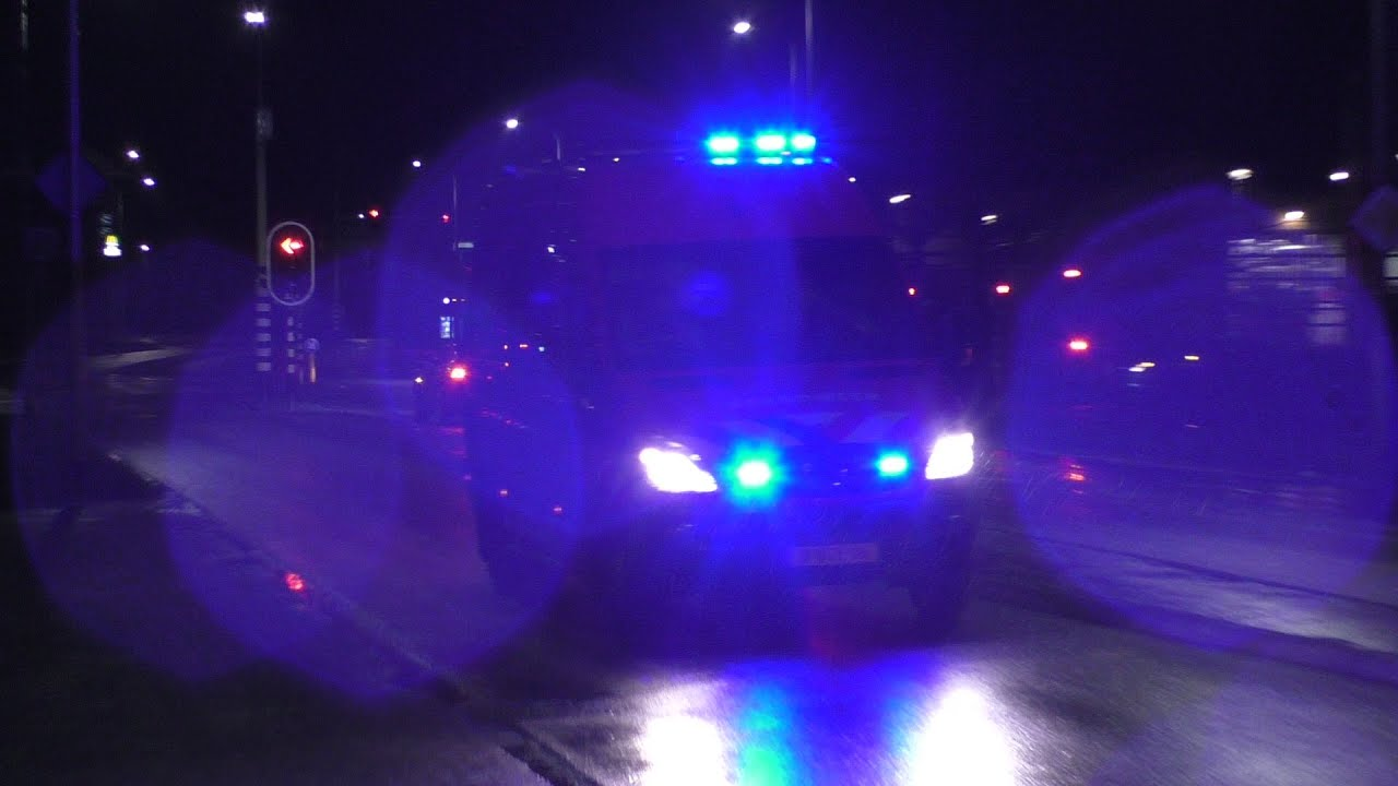 [DBUTH] Brandweer Uithoorn  [ 13-5302 ] Met Spoed naar een Zeer Grote Brand in Amsterdam