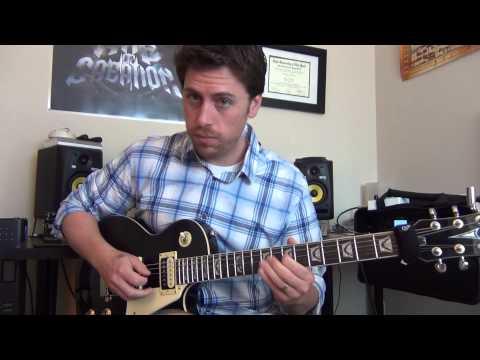 Tool Ænema Guitar Lesson