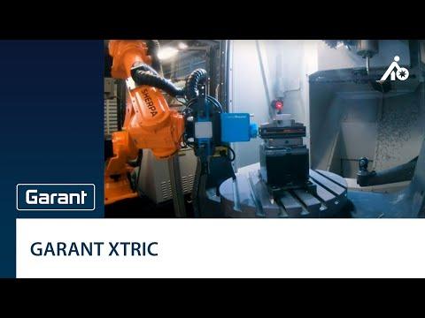 Zentrischspanner in Anwendung - GARANT XTRIC