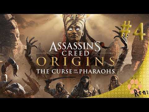 ACO The curse of the Pharaohs CZ Stream