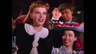 "The Trolley Song - ""Meet Me in St. Louis"" - Judy Garland"