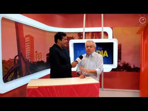 #TourObservatóriodaTV - entrevista com Adolfo Campos - TV Serra Dourada/SBT Goiás