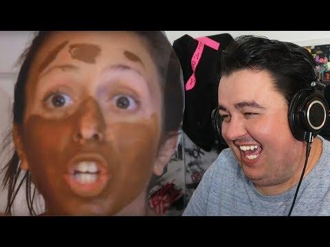 Daz Watches Worst Makeup Tutorials
