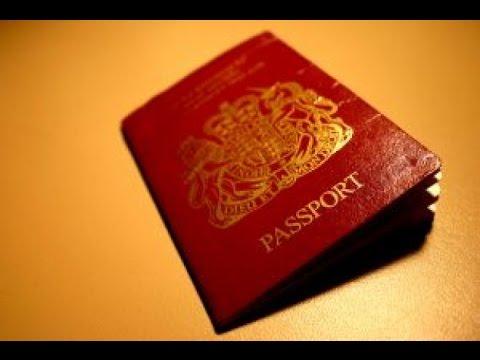 Паспорта разных стран
