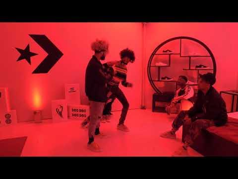 Ayo & Teo + Gang | Drake - Gods Plan | Official Dance Video