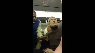 Loudmouthed Liberal Gets Herself Kicked Off Plane By Bitching About Trump