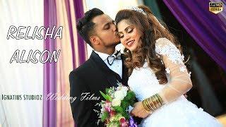 Relisha ♥ Alison | Wedding Documentary | Ignatius Studioz